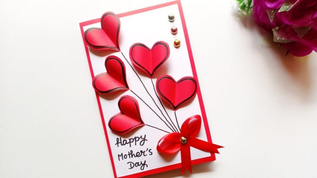 Mother's day gift ideas in 2021; Cards