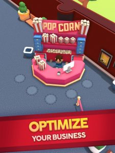 best tycoon games for iOS 2021; Cinema Tycoon