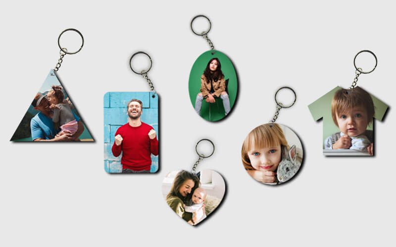 Mother's day gift ideas in 2021-Customized Keychains