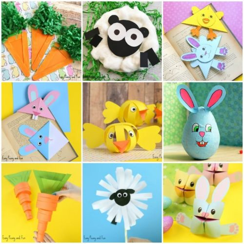 Best Easter Craft Ideas For Kids