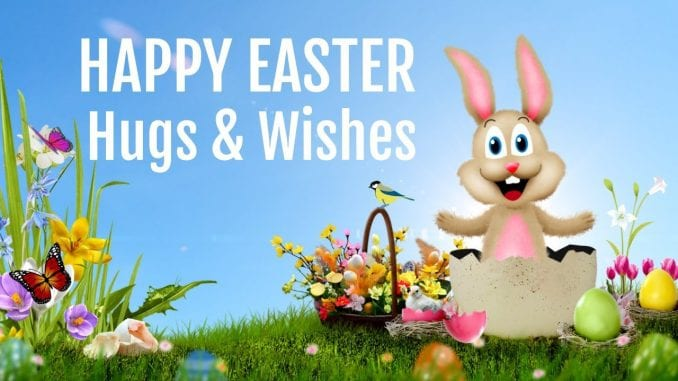 Best easter wishes 2021