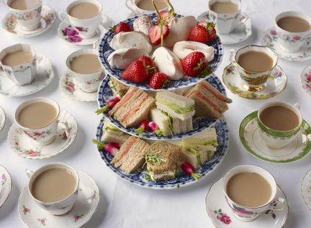 Have a tea party; Best Mother's Day Theme Party Ideas