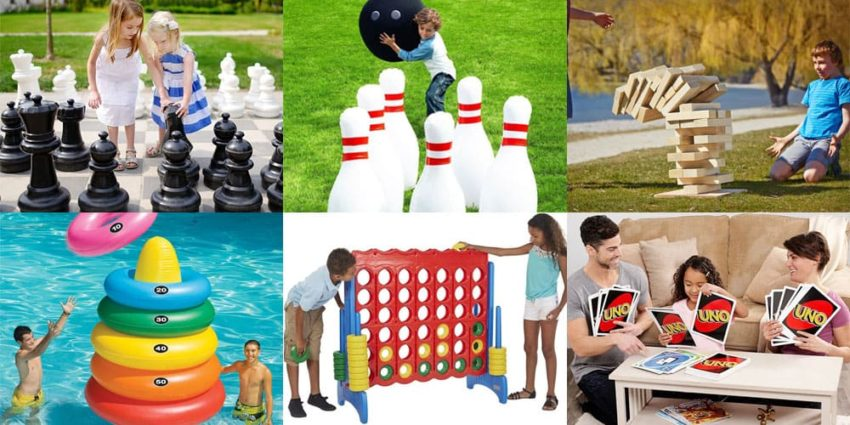 mother's day gift ideas in 2021-Giant Backyard Games