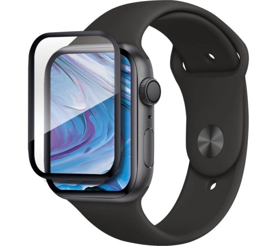 Best Apple Watch Accessories Series 5; Glass Protector for your Apple Watch.