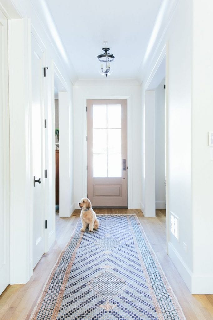 Mother's day gift ideas in 2021-Hallway rug