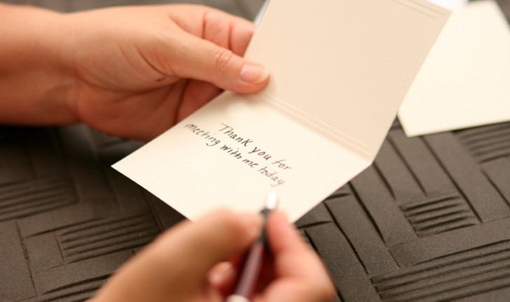Mother's day gift ideas - Handwritten Notes