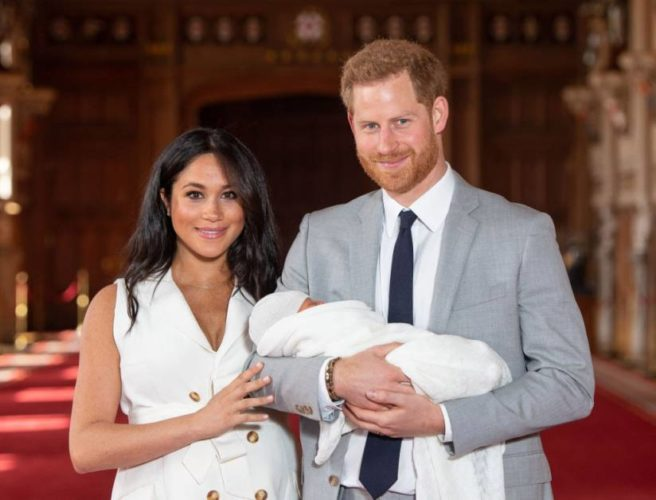Meghan & Harry's Interview; Harry and Meghan- son
