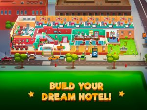 best tycoon games for iOS 2021; Hotel Empire Tycoon