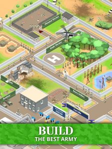 best tycoon games for ios; Idle Army Base