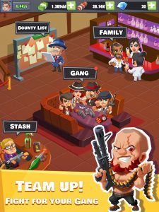 best tycoon games for iOS 2021; Idle Mafia