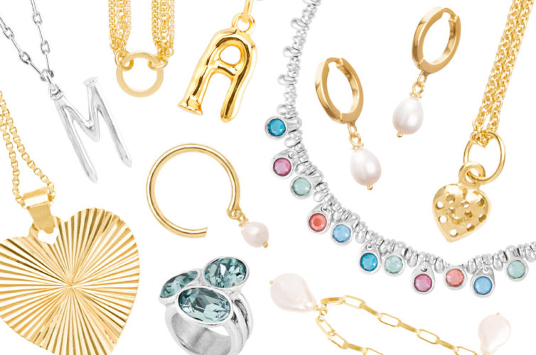 Mother's day gift ideas in 2021; Jewellery