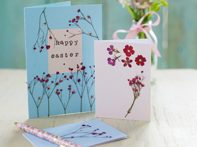 Best Easter Activities-Make Easter Cards