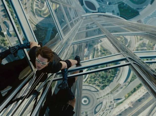 Best movies on Hulu; Mission: Impossible – Ghost Protocol