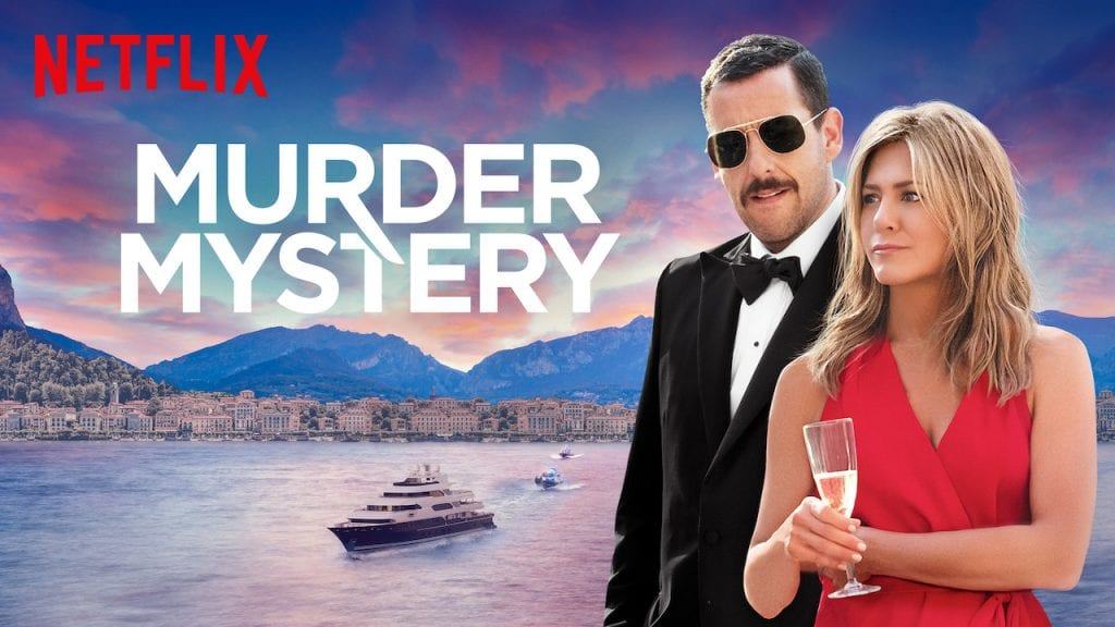 Best Action Comedies on Netflix; Murder Mystery