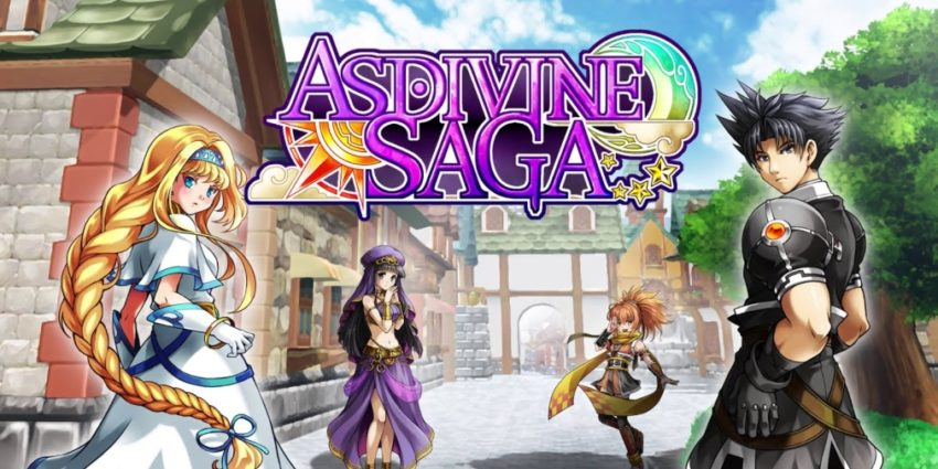New Released Android Games- asdivine saga