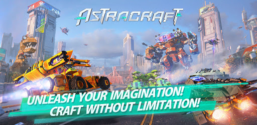 New Released Android Games- astracraft
