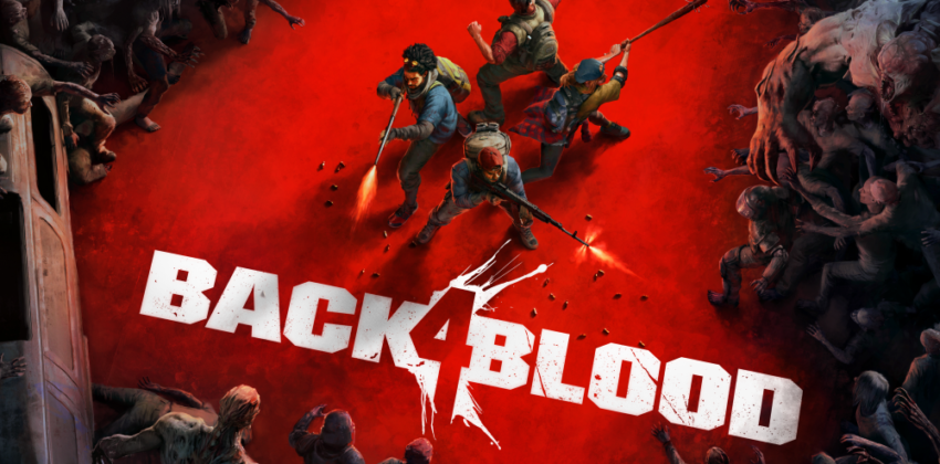 New Released PC Games- Back-4-Blood