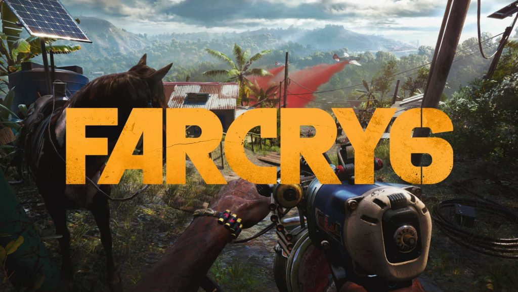 New Released PC Games- Far-Cry-6-