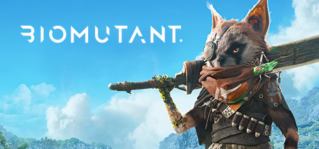 New Released PC Games- biomutant