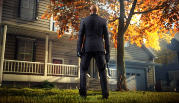 New Released PC Games- hitman-3