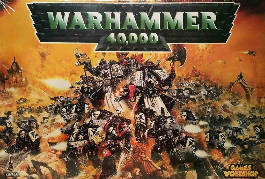 New Released iOS games-warhmmer 40000