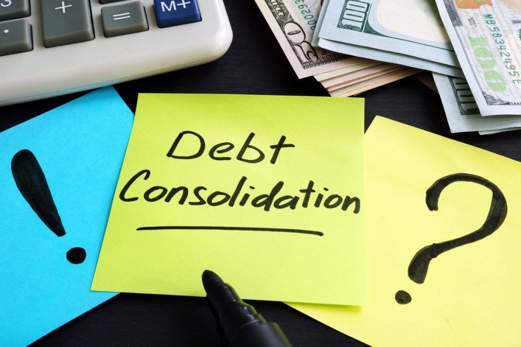 What to Know When Considering Debt Consolidation