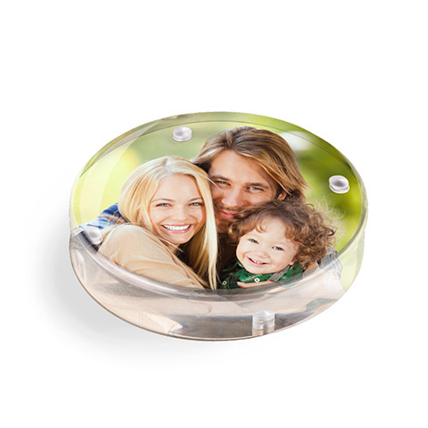 Mother's day gift ideas in 2021-Photo Paperweight