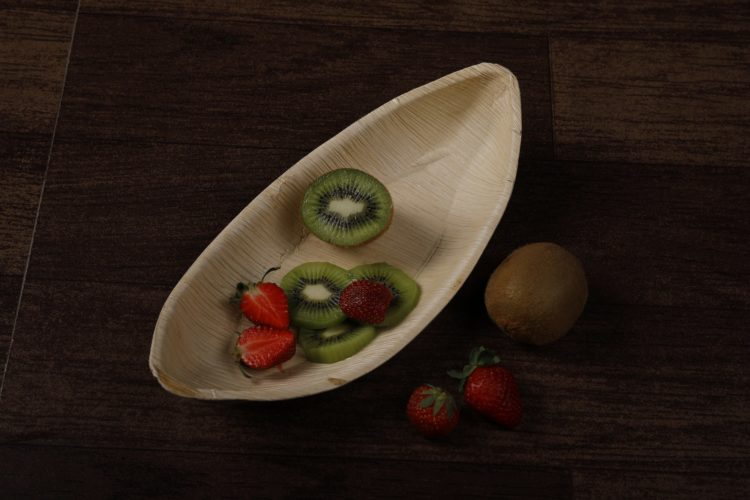 Areca Leaf Plates From KKN Exports