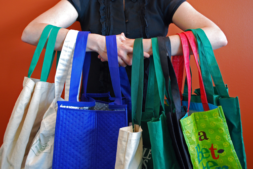 Mother's day gift ideas in 2021-Reusable Bags