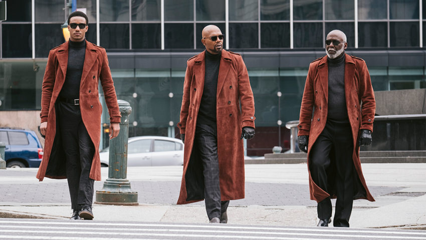 Best Action Comedies on Netflix; Shaft