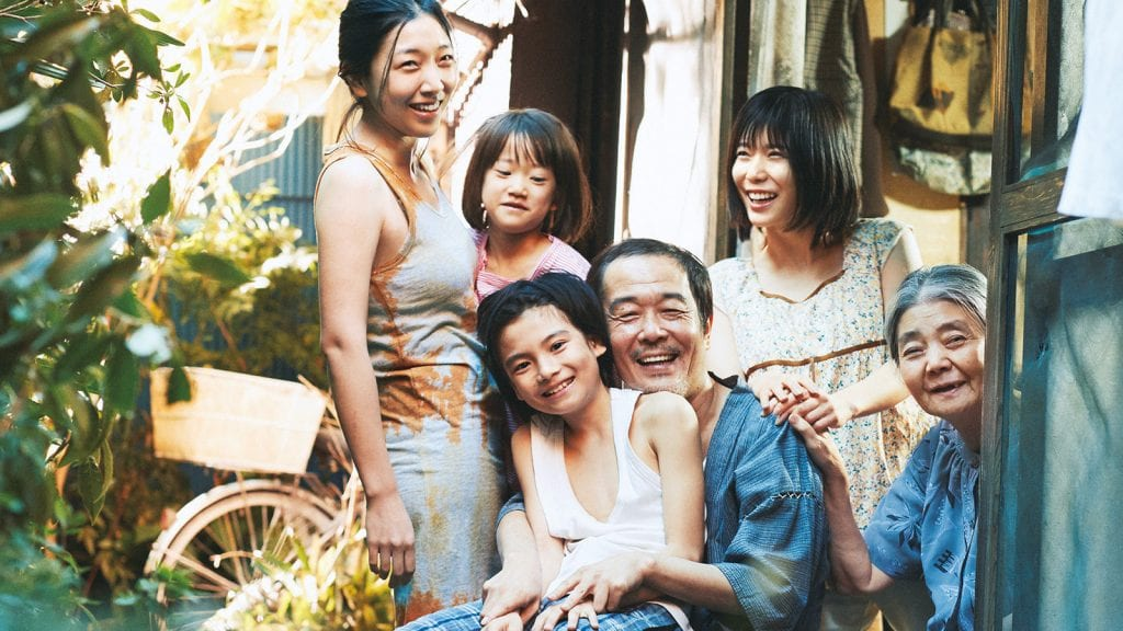 Best movies on Hulu ;Shoplifters