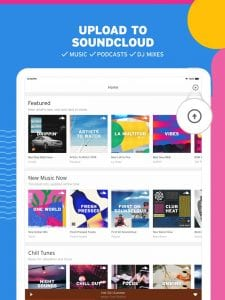 Best Music Streaming Apps for iOS in 2021; SoundCloud