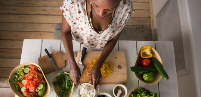 Spring break ideas during Covid ; Spend your holidays to enhance your cooking skills.