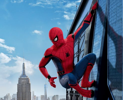 Best Action Comedies on Netflix; Spider-Man: Homecoming