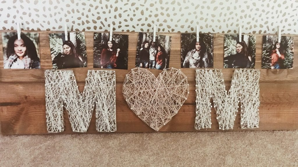 Mother's day gift ideas in 2021-String Art
