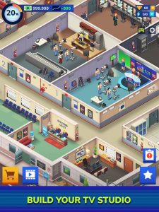best tycoon games for iOS 2021; TV EMpire Tycoon