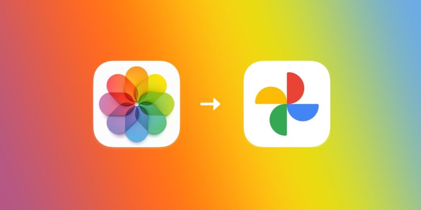 How To Transfer Apple iCloud Photos To Google Photos and To Google Drive