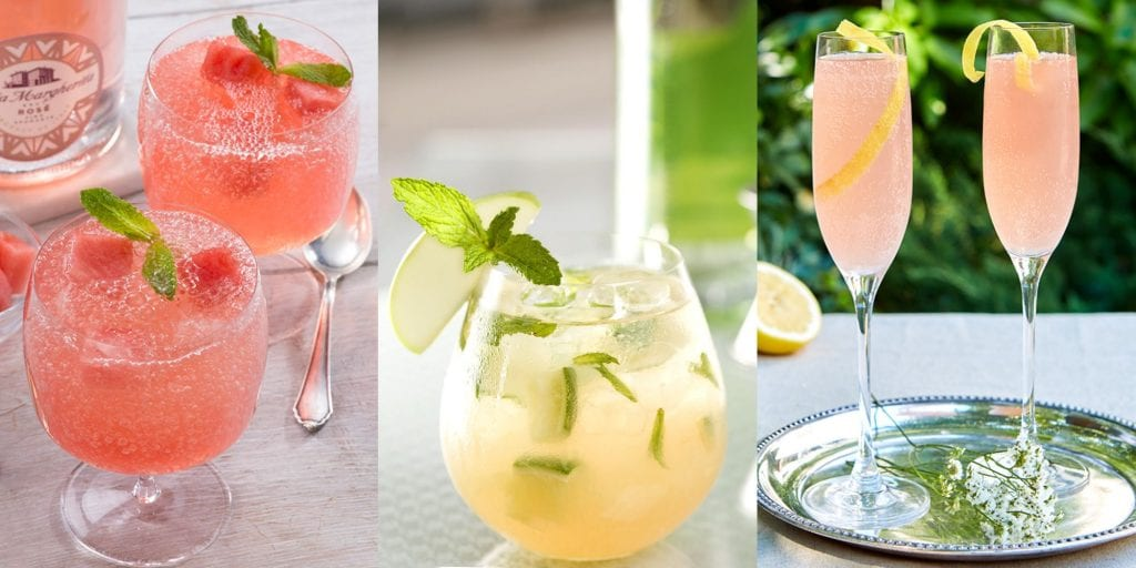 Spring break quarantine ideas; Try the perfect spring cocktail
