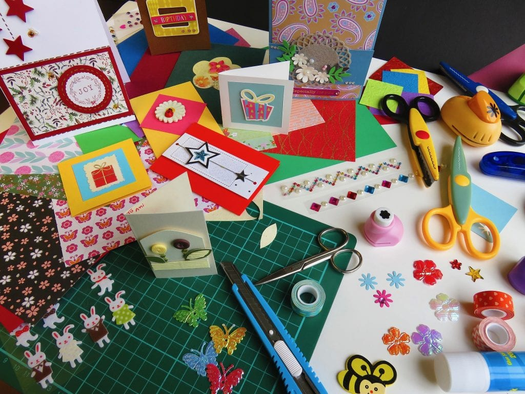 Spring break ideas during covid; Try your hands on Crafts