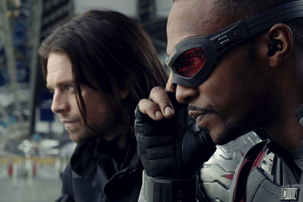 Best Disney+ Marvel Shows In 2021; The Falcon and The Winter Soldier