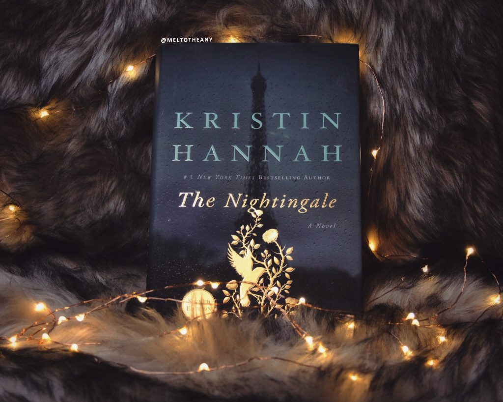 Best Books to Show Adaptations; the nightingale