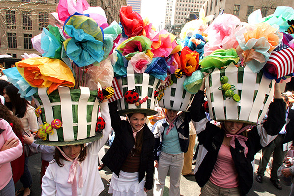 Best Easter activities-Easter Parade