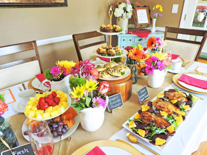 Best Mother's Day Theme Party Ideas