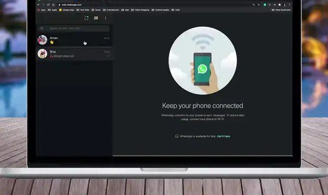 how to video call on whatsapp web in 2021