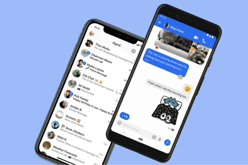7 Best Whatsapp Alternative Apps You Can Use in 2021