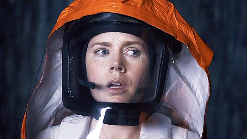 Upcoming Movies On Amazon Prime ; Arrival(2016)