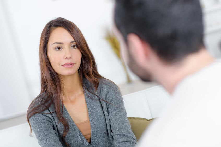 Best Tips To start a conversation with a guy; Ask Open-Ended Questions