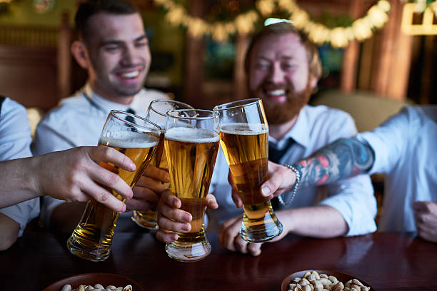 Bachelorette Party Ideas - boys beer