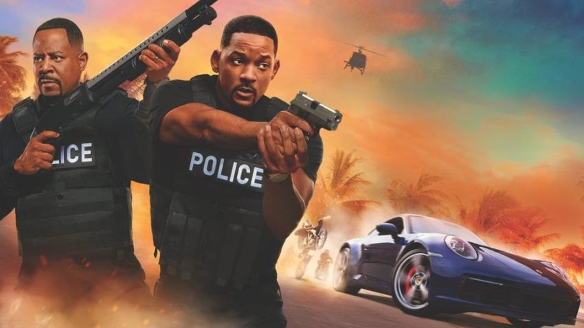 Best Action Comedies on Amazon Prime; Bad Boys For Life