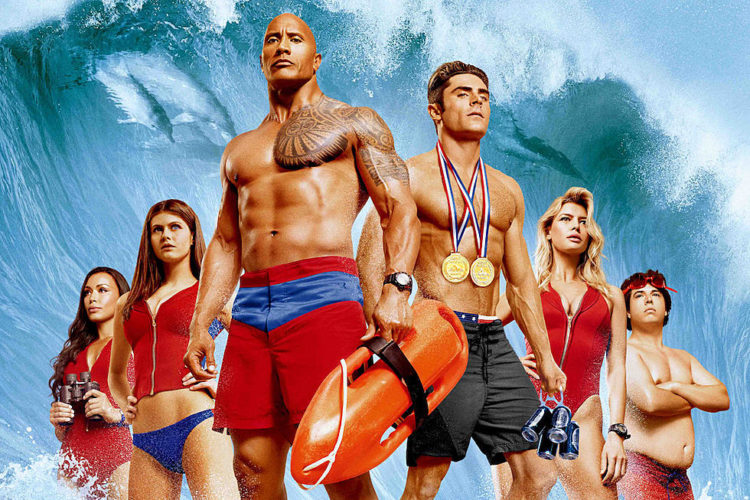 Best Action Comedies on Amazon Prime; Baywatch